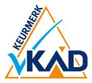 Logo KAD Keurmerk